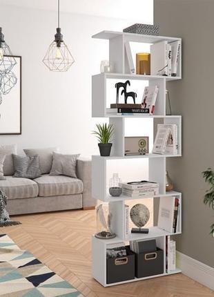 Полка для книг, стеллаж для дома