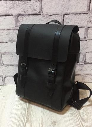 Рюкзак кожаный бруклин