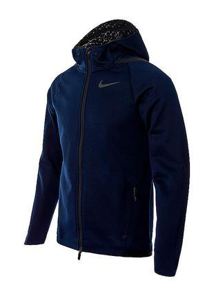 Кофта свитшот худи nike mens thermal sphr mx jacket hd fz ориг...