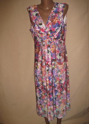 Красивое платье спенсер р-р16