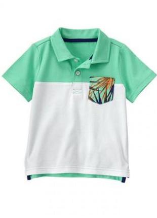 Crazy8 футболка-поло для мальчика
