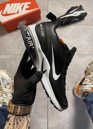 Nike air presto cr7 black white.