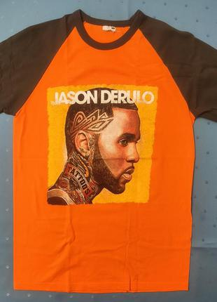 Футболка jason derulo от fruit of the loom