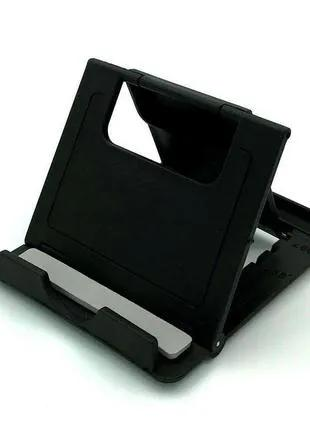 Настольный держатель, подставка для телефонов DZ-902 Black