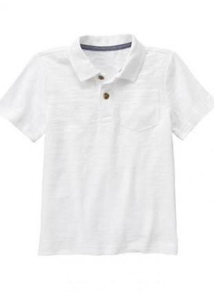 Gymboree футболка-поло для мальчика