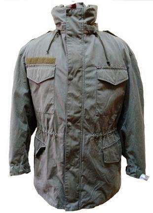Куртка GORE-TEX (мембрана) армии Австрии с подкладкой