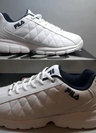 Стильные оригинальные кроссовки FILA