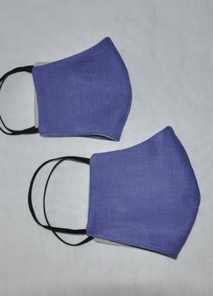 Защитные маски для мамы и дочки