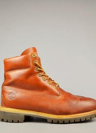 Мужские ботинки timberland, р 45.5