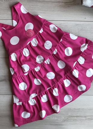 "Яркое платье-сарафан ""mothercare"""