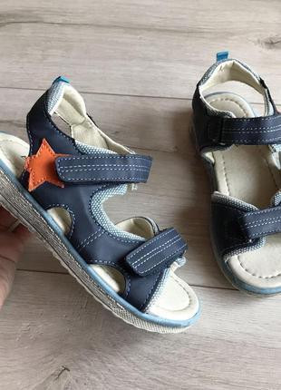 """Сандали {босоножки} детские """"bobbi shoes"""""""