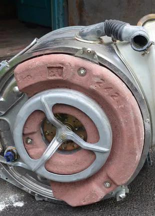 барабан и мотор от стиральной машины