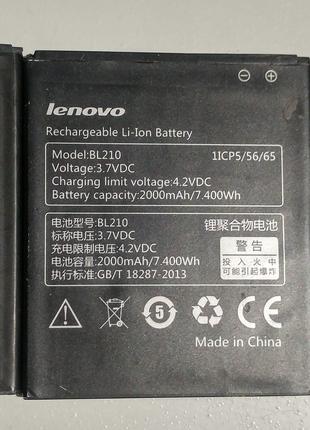 Батарея Lenovo BL210
