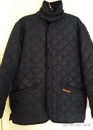 Куртка мужская стёганая утепленная