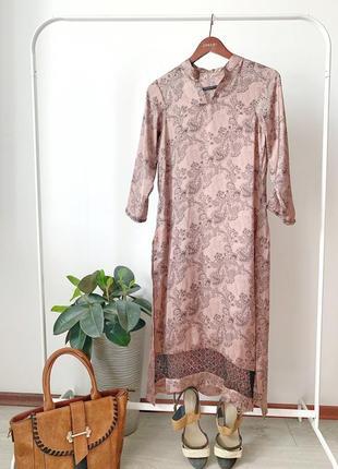 Шовкова тунійка/платье