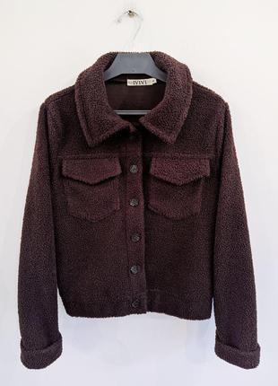Куртка искусственный мех ivivi