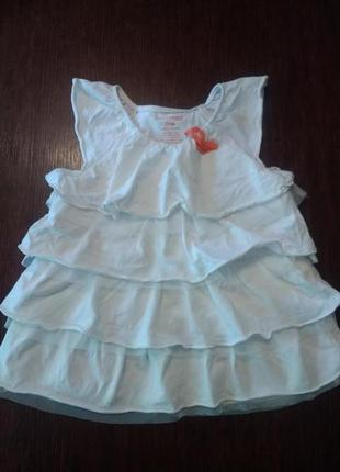 Платье genuine kids 24 мес