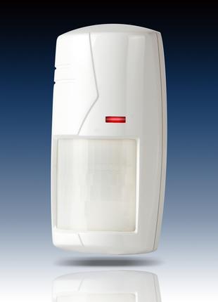 Датчик движения инфракрасный пассивный, объемный. Macrox MX-102P