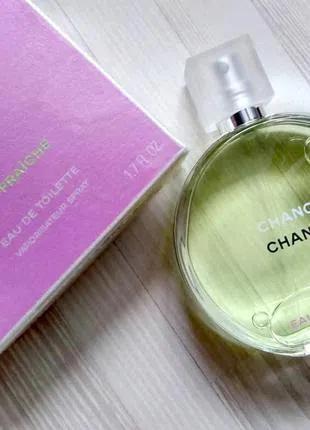 Chanel Chance Eau Fraiche_Оригинал EDT_5 мл затест туал.вода