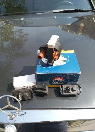 Катушка зажигания, потенциометр, другие з/ч Mercedes W190,123,124