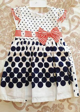 Детское платье (Оригинальные брендовые платья)