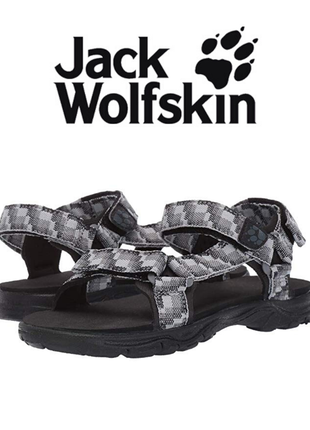 Jack wolfskin босоножки сандалии оригинал из сша