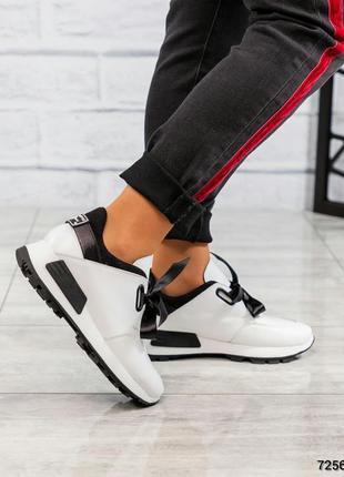 Элитная коллекция тренд 2020 кроссовки итальянская кожа