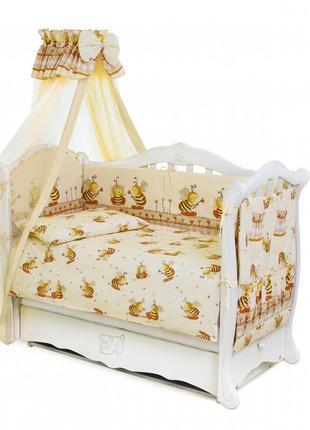 Комплект постельного белья twins comfort пчелки