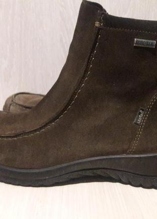 Ботинки legero gore tex