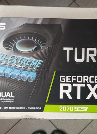 Видеокарта Asus RTX 2070 Super 8Gb Turbo EVO (TURBO-RTX2070S-8...