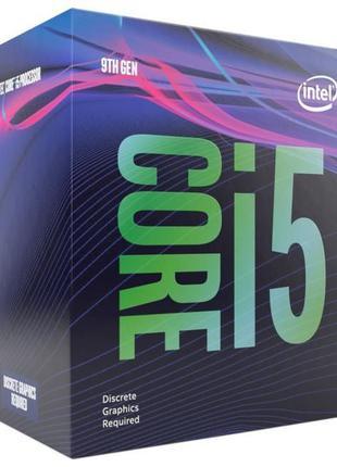 Процессор Intel Core i5-9400F (BX80684I59400F) s1151 BOX