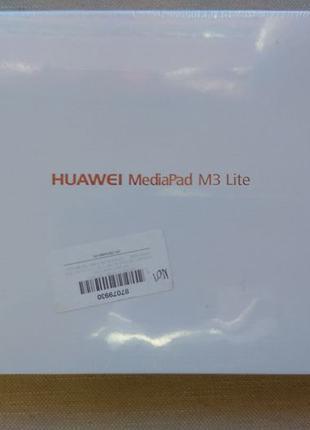 Планшет HUAWEI MediaPad M3 Lite 10 3/32GB Wi-Fi Black