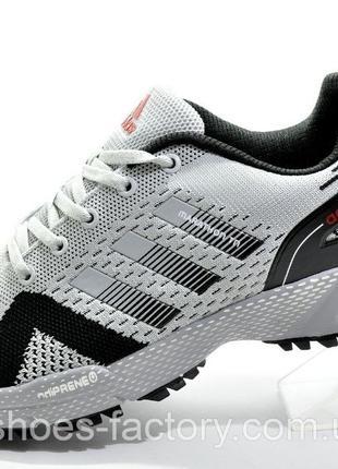 Мужские кроссовки Adidas Marathon TR 2020, Серый, купить со ск...