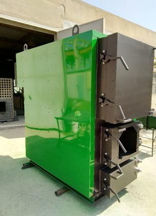 Твердотопливный котел 800 кВт длительного горения, пеллетный к...