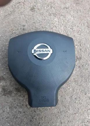 Nissan note безпека