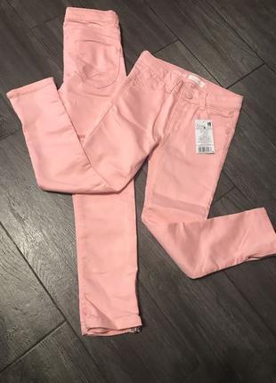 джинсы на девочку лето