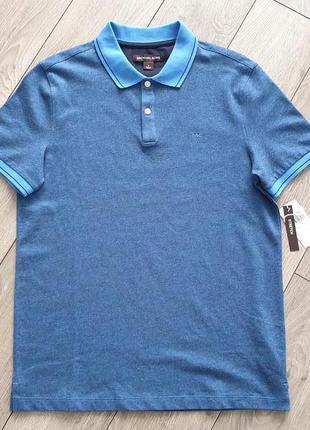 Стильная мужская футболка поло michael kors оригинал из сша