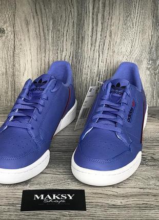 Стильные мужские кроссовки adidas continental 80  оригинал из сша