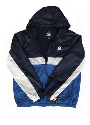 Мужская куртка-ветровка reebok оригинал из сша