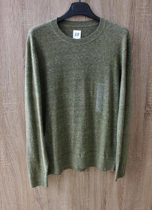 Мужской свитер gap оригигал из сша