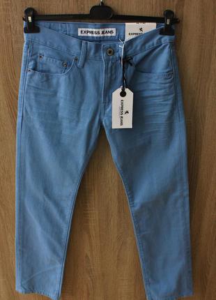 Мужские джинсы брюки express jeans оригигал из сша