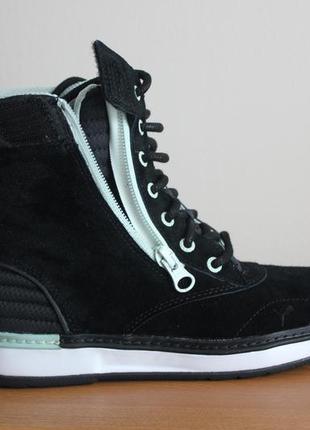 Женские ботинки puma mtsp boot mid оригинал из сша черные