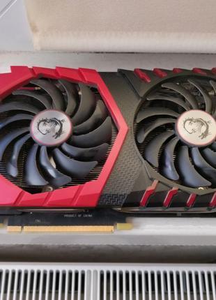 Продам відеокарту MSI GeForce GTX 1070 Ti Gaming 8G