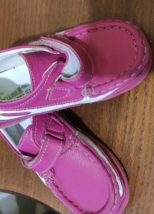 Туфли детские дев. 26 размер