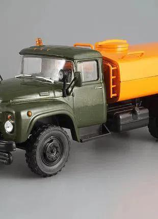 Модель ЗИЛ 130 поливомоечная машина КО-002 (АНС 80 1/43)