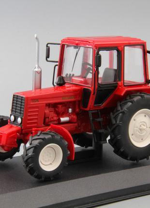 Коллекционная модель трактора Беларус МТЗ-102 1/43