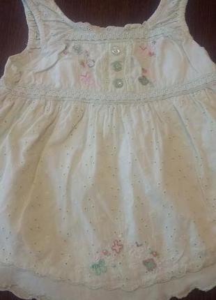 Платье, сарафан next 1,5-2 г ( 92 см).