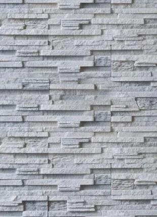 Декоративна гіпсова плитка Верона, декоративний камінь, цегла