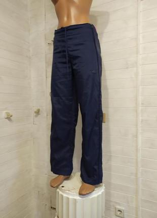 Спортивные штаны от непогоды  l-xl adidas
