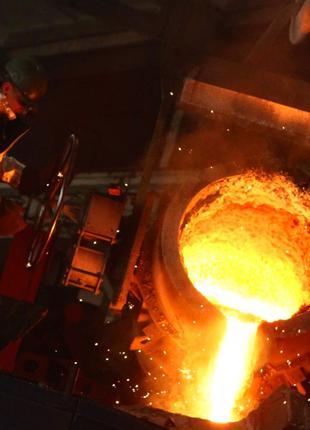 Изготовление отливок из металла